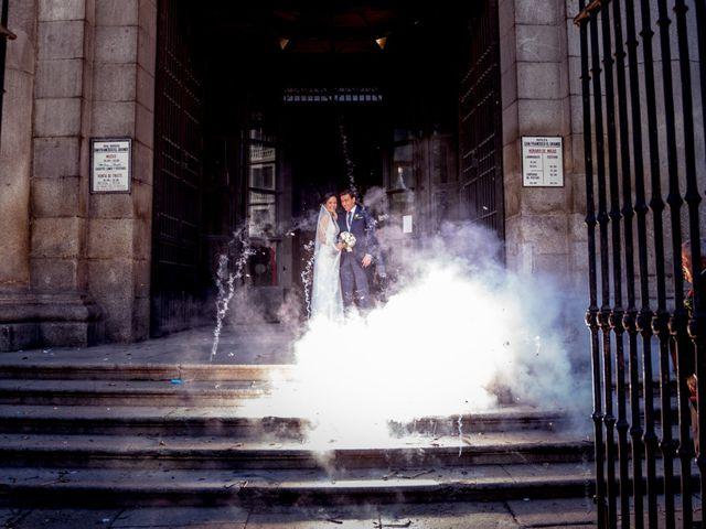 La boda de Jose Luis y Lorena en Madrid, Madrid 37