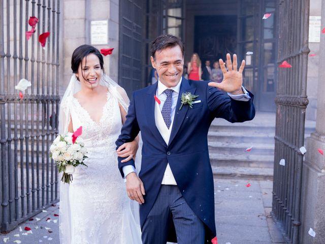 La boda de Jose Luis y Lorena en Madrid, Madrid 38