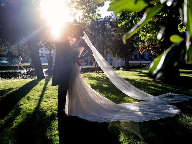 La boda de Jose Luis y Lorena en Madrid, Madrid 45