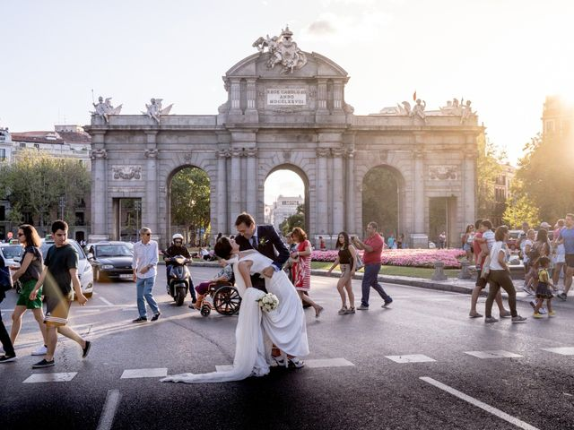 La boda de Jose Luis y Lorena en Madrid, Madrid 49