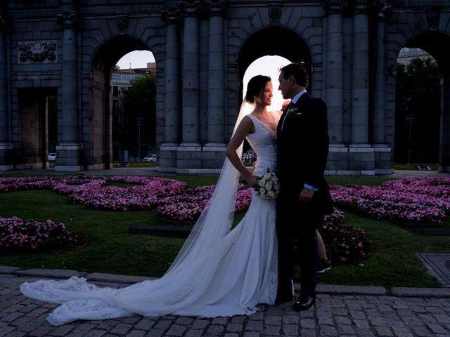 La boda de Jose Luis y Lorena en Madrid, Madrid 2