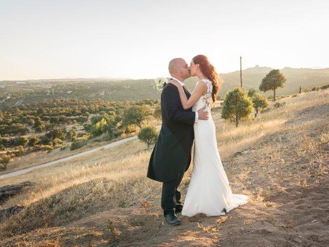 La boda de Belén y Raj