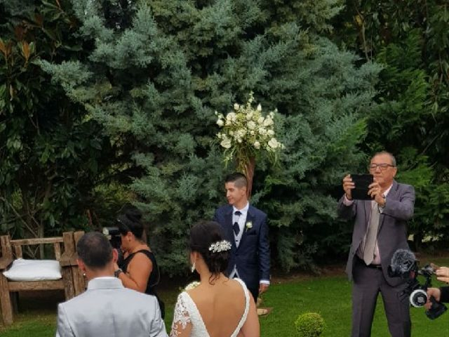 La boda de Roberto y Estefania en Sant Fost De Campsentelles, Barcelona 7