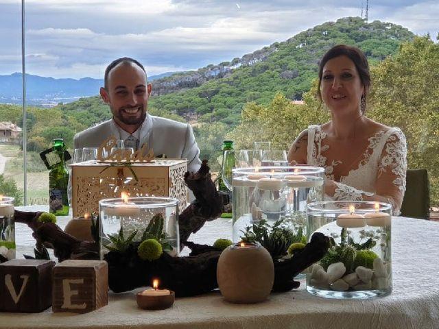 La boda de Roberto y Estefania en Sant Fost De Campsentelles, Barcelona 1