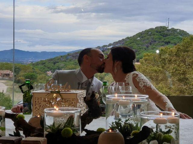 La boda de Roberto y Estefania en Sant Fost De Campsentelles, Barcelona 2