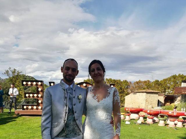La boda de Roberto y Estefania en Sant Fost De Campsentelles, Barcelona 9