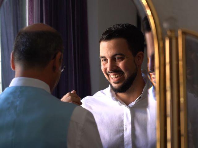 La boda de Sergio y Raquel en Velilla De San Antonio, Madrid 11