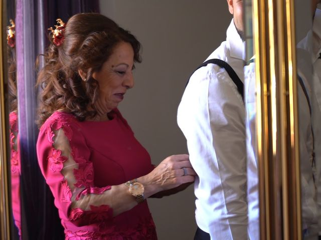 La boda de Sergio y Raquel en Velilla De San Antonio, Madrid 12
