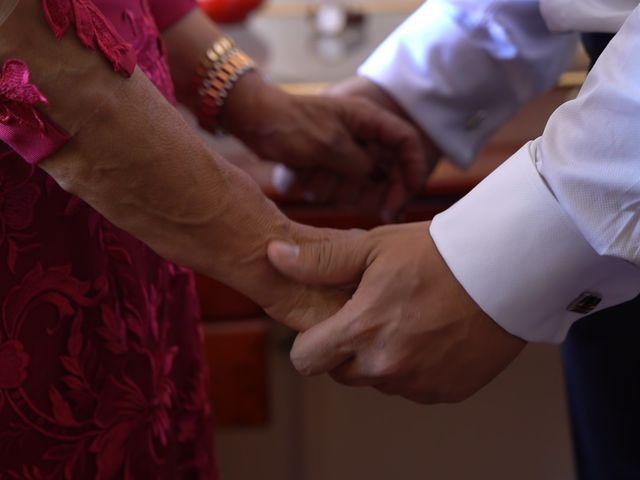 La boda de Sergio y Raquel en Velilla De San Antonio, Madrid 14