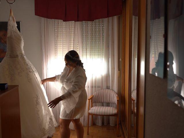 La boda de Sergio y Raquel en Velilla De San Antonio, Madrid 20