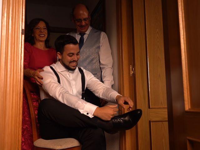 La boda de Sergio y Raquel en Velilla De San Antonio, Madrid 21
