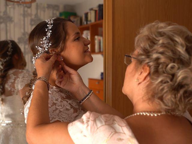 La boda de Sergio y Raquel en Velilla De San Antonio, Madrid 26