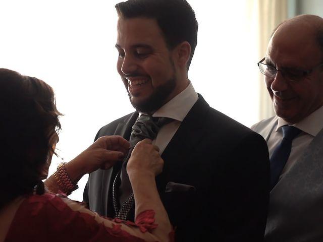 La boda de Sergio y Raquel en Velilla De San Antonio, Madrid 39