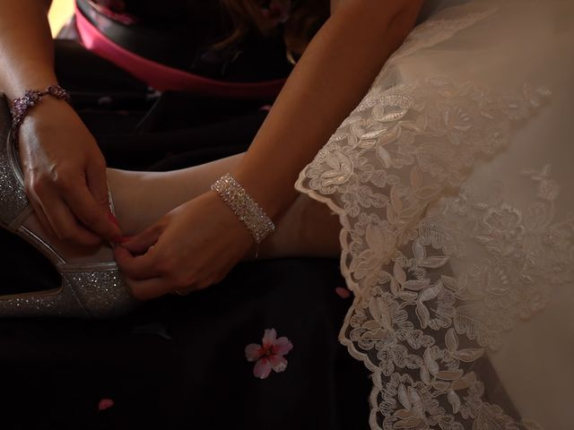 La boda de Sergio y Raquel en Velilla De San Antonio, Madrid 41
