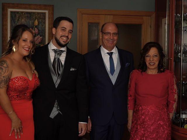 La boda de Sergio y Raquel en Velilla De San Antonio, Madrid 44