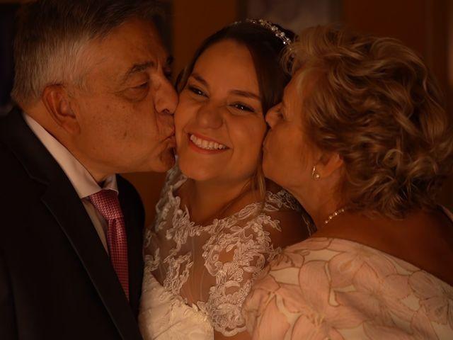 La boda de Sergio y Raquel en Velilla De San Antonio, Madrid 50