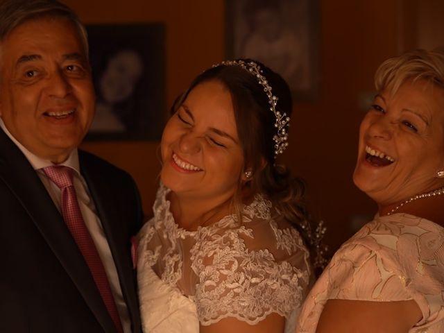 La boda de Sergio y Raquel en Velilla De San Antonio, Madrid 52