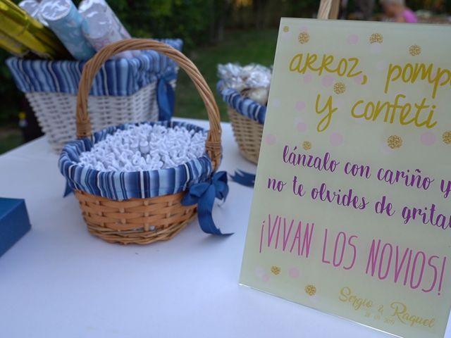 La boda de Sergio y Raquel en Velilla De San Antonio, Madrid 53