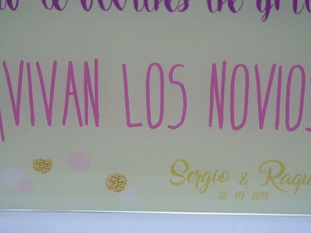 La boda de Sergio y Raquel en Velilla De San Antonio, Madrid 54