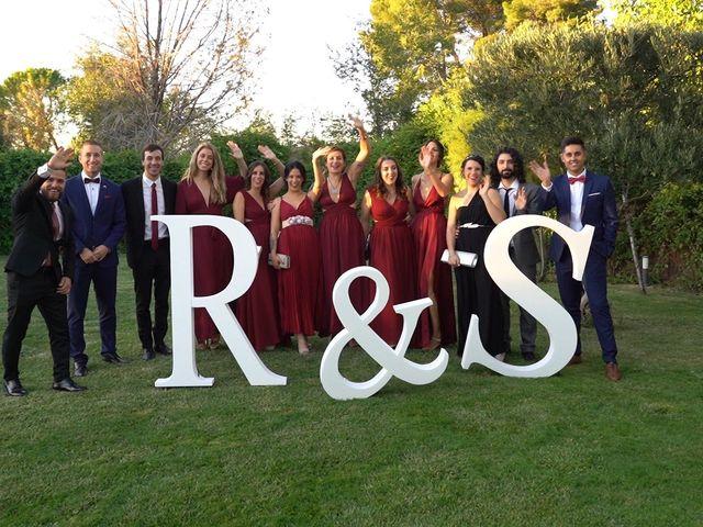 La boda de Sergio y Raquel en Velilla De San Antonio, Madrid 58