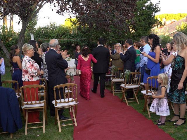La boda de Sergio y Raquel en Velilla De San Antonio, Madrid 59