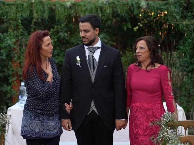 La boda de Sergio y Raquel en Velilla De San Antonio, Madrid 60