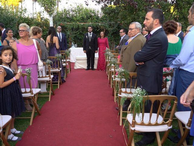 La boda de Sergio y Raquel en Velilla De San Antonio, Madrid 61
