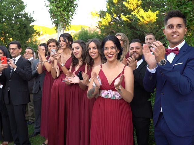 La boda de Sergio y Raquel en Velilla De San Antonio, Madrid 65