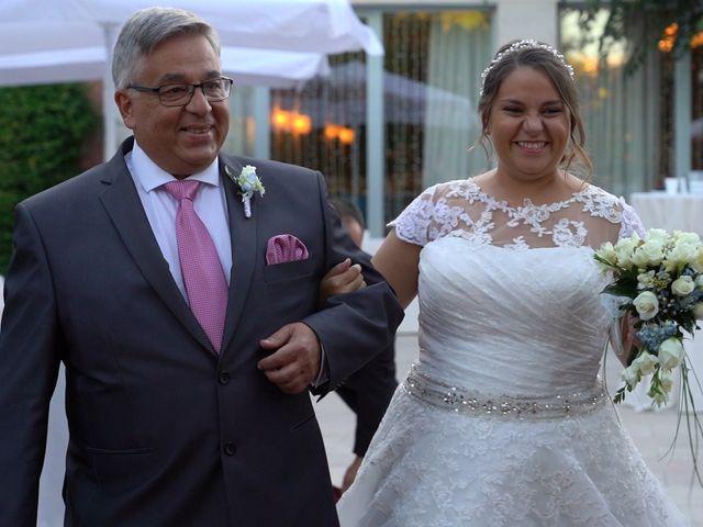 La boda de Sergio y Raquel en Velilla De San Antonio, Madrid 66