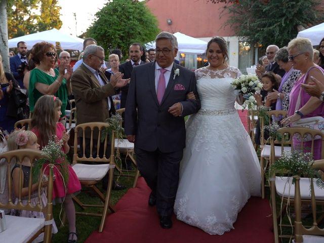 La boda de Sergio y Raquel en Velilla De San Antonio, Madrid 67