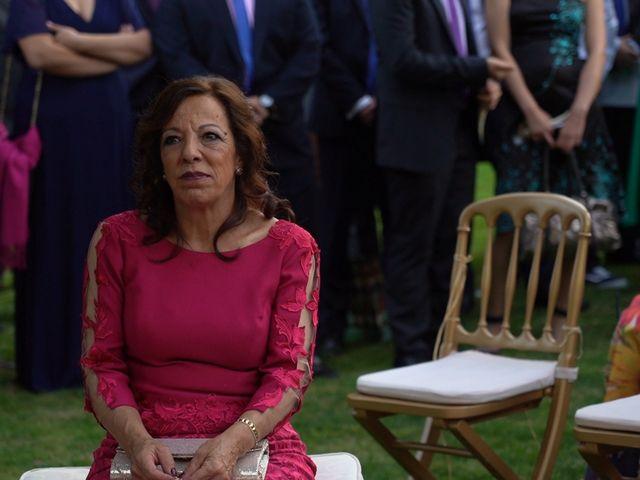 La boda de Sergio y Raquel en Velilla De San Antonio, Madrid 70