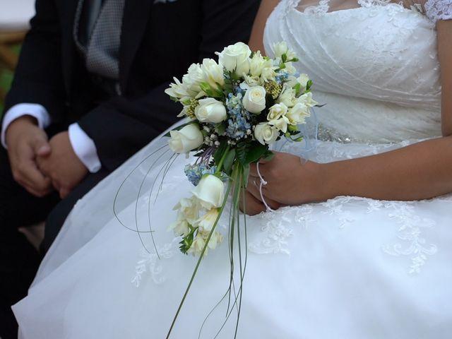 La boda de Sergio y Raquel en Velilla De San Antonio, Madrid 72
