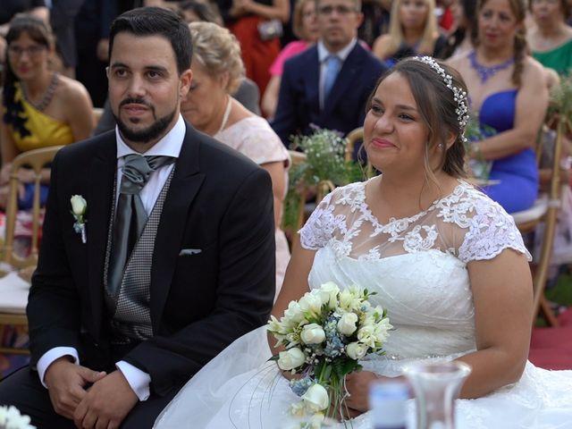 La boda de Sergio y Raquel en Velilla De San Antonio, Madrid 73