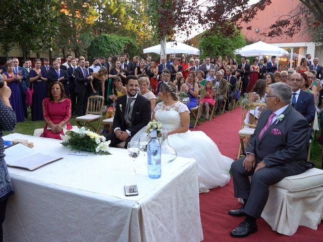 La boda de Sergio y Raquel en Velilla De San Antonio, Madrid 74