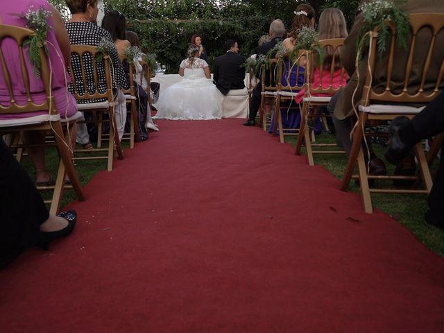 La boda de Sergio y Raquel en Velilla De San Antonio, Madrid 76