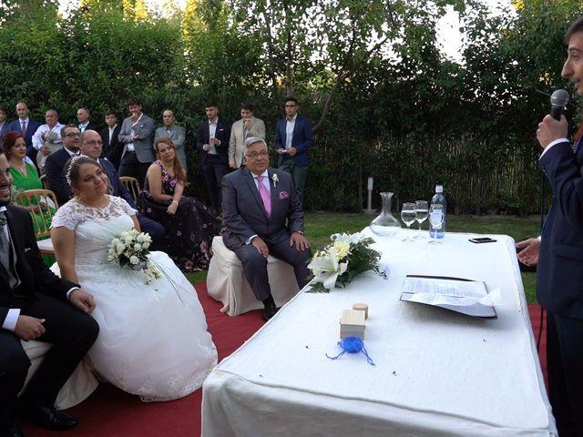 La boda de Sergio y Raquel en Velilla De San Antonio, Madrid 78