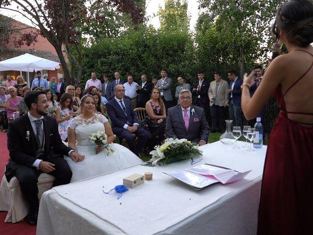 La boda de Sergio y Raquel en Velilla De San Antonio, Madrid 81