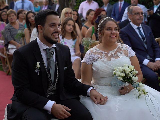 La boda de Sergio y Raquel en Velilla De San Antonio, Madrid 82