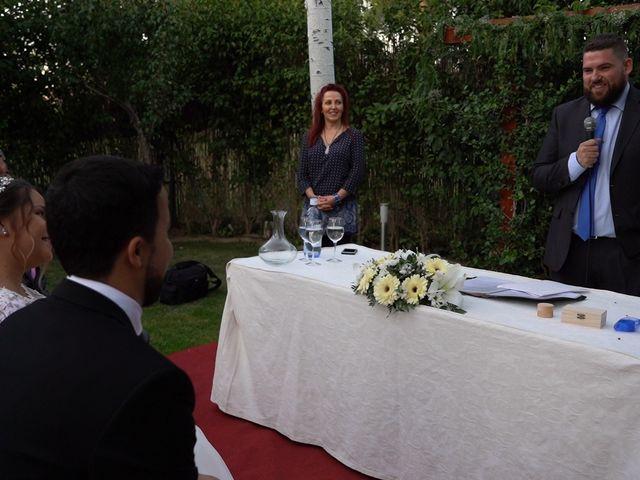 La boda de Sergio y Raquel en Velilla De San Antonio, Madrid 84