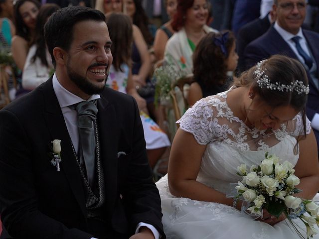 La boda de Sergio y Raquel en Velilla De San Antonio, Madrid 85