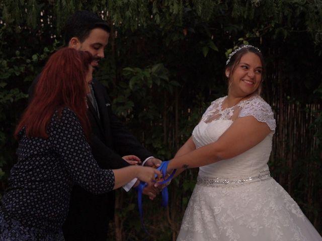 La boda de Sergio y Raquel en Velilla De San Antonio, Madrid 89