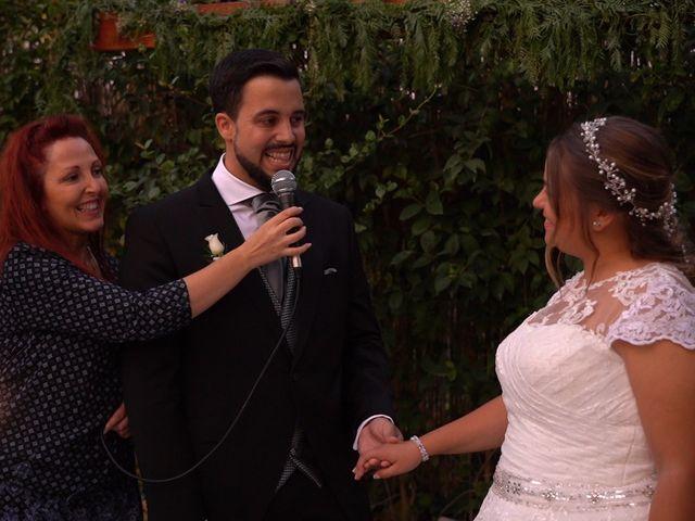 La boda de Sergio y Raquel en Velilla De San Antonio, Madrid 91