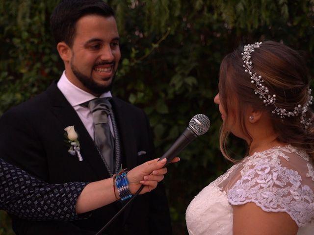 La boda de Sergio y Raquel en Velilla De San Antonio, Madrid 94