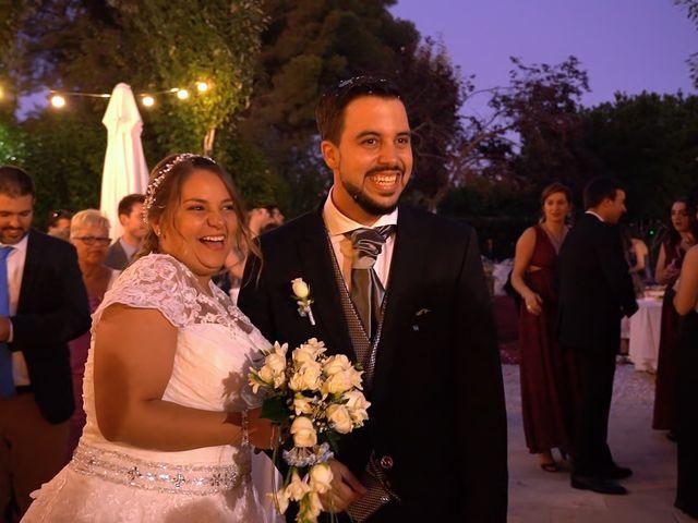La boda de Sergio y Raquel en Velilla De San Antonio, Madrid 98