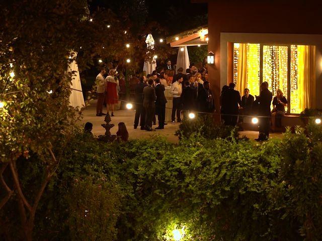 La boda de Sergio y Raquel en Velilla De San Antonio, Madrid 99