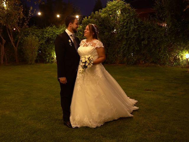 La boda de Sergio y Raquel en Velilla De San Antonio, Madrid 100