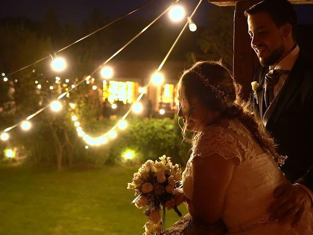 La boda de Sergio y Raquel en Velilla De San Antonio, Madrid 109