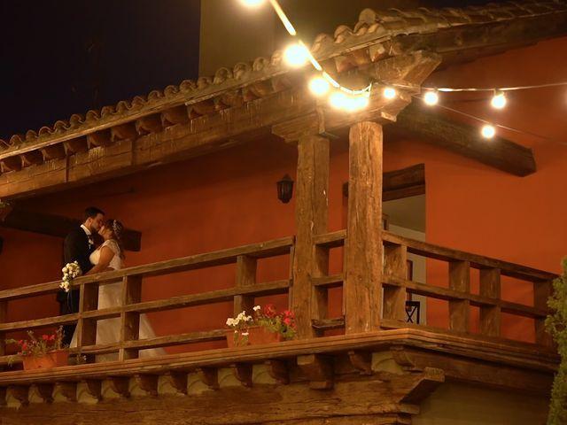 La boda de Sergio y Raquel en Velilla De San Antonio, Madrid 112