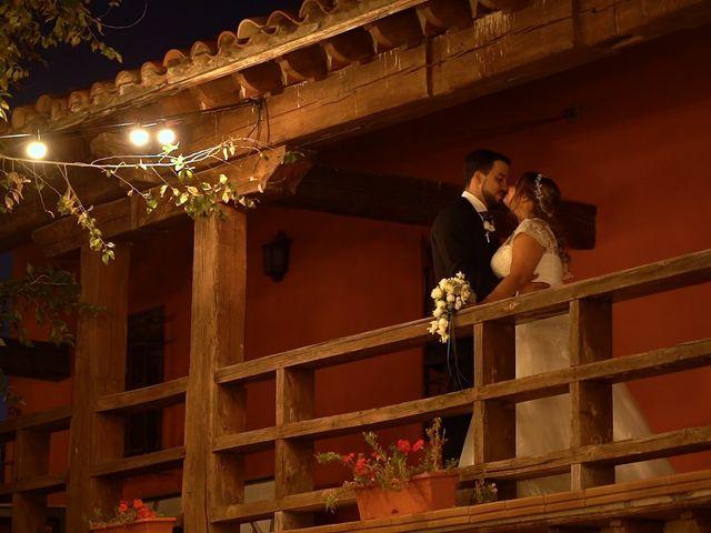 La boda de Sergio y Raquel en Velilla De San Antonio, Madrid 113