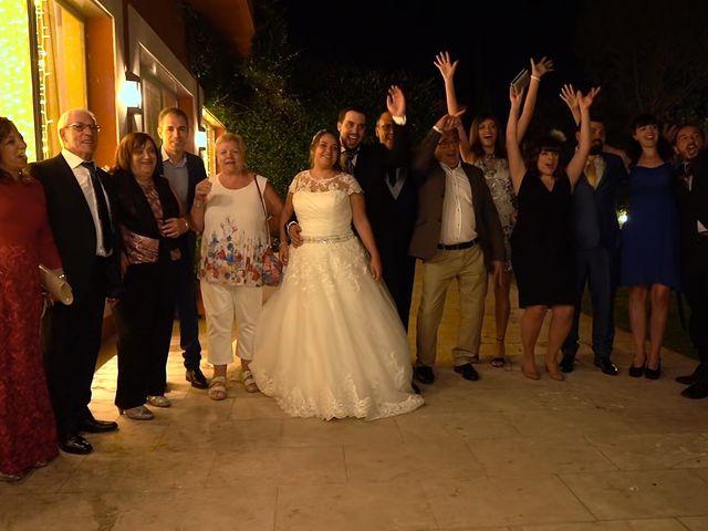 La boda de Sergio y Raquel en Velilla De San Antonio, Madrid 117